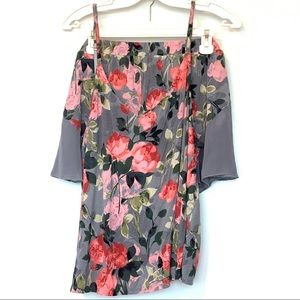 Tahari Floral Super Soft PJ Set *XL*